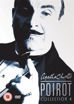 Rent Agatha Christie's Poirot: Collection 4 Online DVD Rental