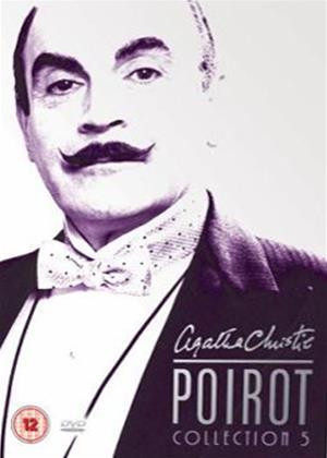 Rent Agatha Christie's Poirot: Collection 5 Online DVD Rental