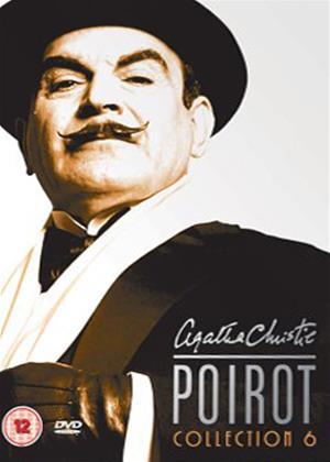 Rent Agatha Christie's Poirot: Collection 6 Online DVD Rental