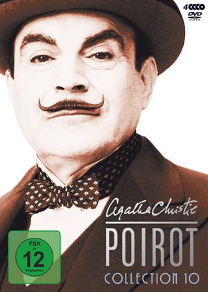 Rent Agatha Christie's Poirot: Collection 10 Online DVD Rental