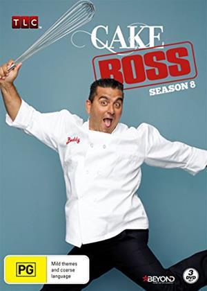 Rent Cake Boss: Series 8 Online DVD Rental