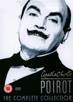 Rent Agatha Christie's Poirot: Collection 13 Online DVD Rental