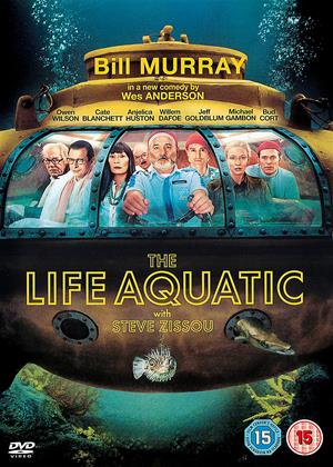 Rent The Life Aquatic with Steve Zissou Online DVD & Blu-ray Rental
