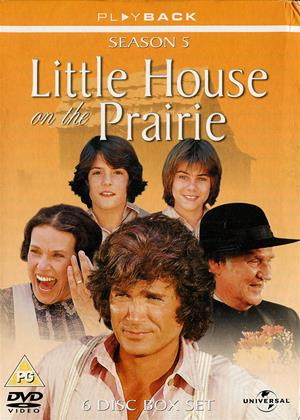 Rent Little House on the Prairie: Series 5 Online DVD & Blu-ray Rental