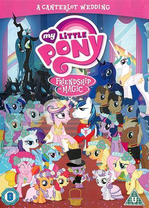 Rent My Little Pony: Friendship Is Magic: A Canterlot Wedding Online DVD Rental