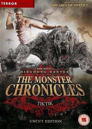 Rent The Monster Chronicles: Tiktik (aka Tiktik: The Aswang Chronicles) Online DVD & Blu-ray Rental
