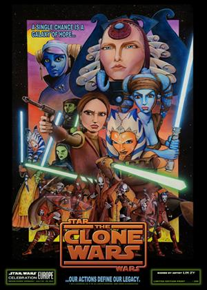 Rent Star Wars: The Clone Wars: Series 7 Online DVD Rental
