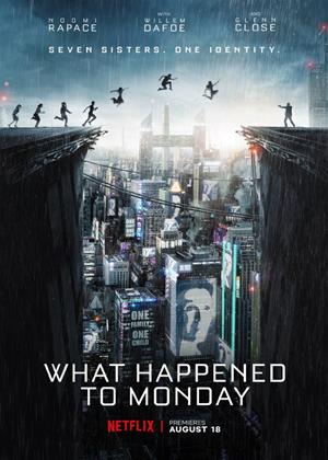 Rent What Happened to Monday (aka Seven Sisters) Online DVD Rental