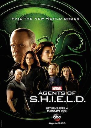 Rent Agents of S.H.I.E.L.D.: Series 4 Online DVD Rental