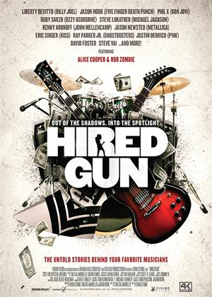 Rent Hired Gun Online DVD Rental