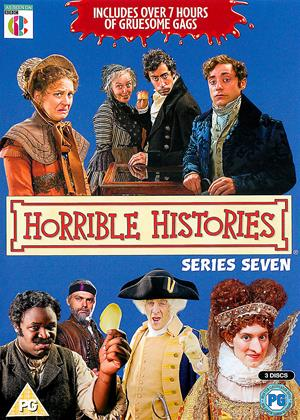 Rent Horrible Histories: Series 7 Online DVD Rental