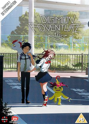 Rent Digimon Adventure Tri: Part 2: Determination (aka Dejimon adobenchâ tri 2: Ketsui) Online DVD & Blu-ray Rental