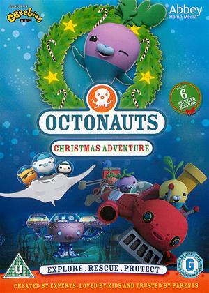 Rent Octonauts: Christmas Adventures Online DVD Rental