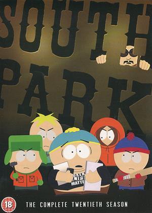 Rent South Park: Series 20 Online DVD & Blu-ray Rental