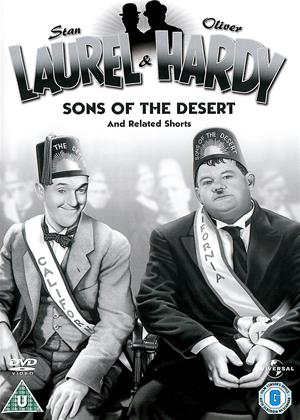 Rent Laurel and Hardy: Vol.13 (aka Laurel and Hardy: Volume 13: Sons of the Desert and Related Shorts) Online DVD & Blu-ray Rental