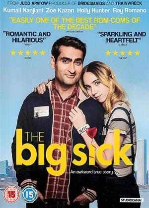 The Big Sick Online DVD Rental