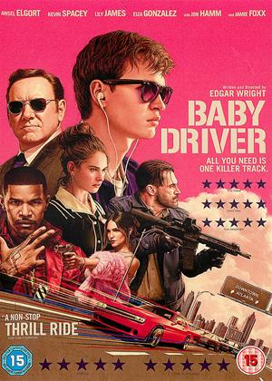 Rent Baby Driver (aka Drive Baby Drive) Online DVD Rental