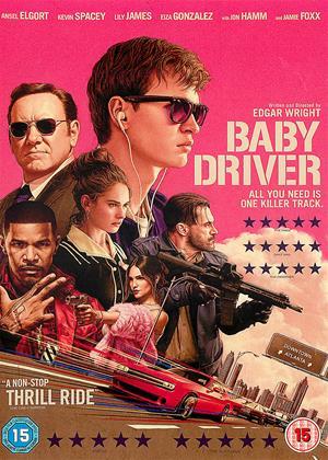 Baby Driver Online DVD Rental