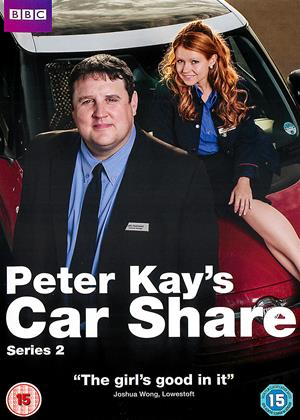 Rent Peter Kay's Car Share: Series 2 (aka Car Share: Series 2) Online DVD Rental