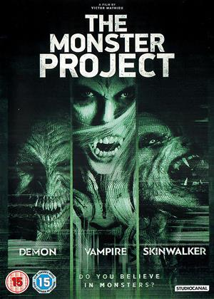 The Monster Project Online DVD Rental