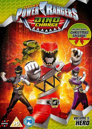 Rent Power Rangers Dino Charge: Hero (aka Power Rangers Dino Charge: Vol.5: Hero) Online DVD Rental