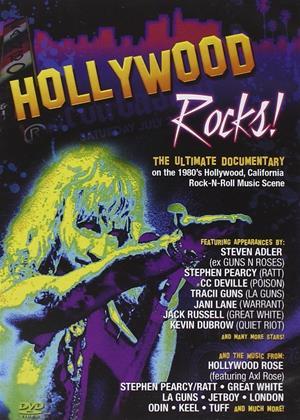 Rent Hollywood Rocks! Online DVD Rental