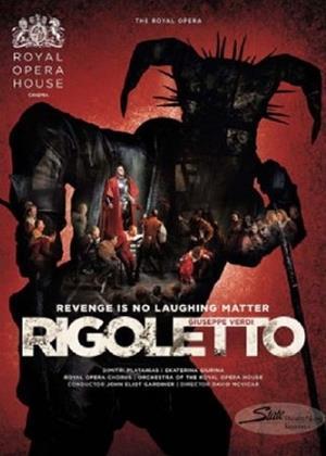 Rent Rigoletto: Royal Opera House (Alexander Joel) Online DVD Rental