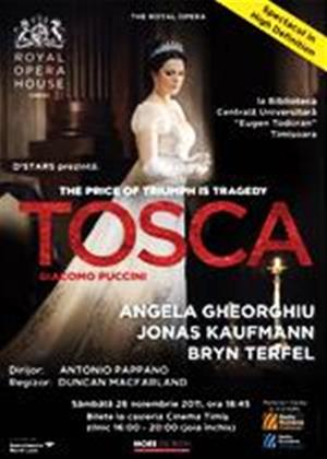 Rent Tosca: Royal Opera House (Dan Ettinger) Online DVD Rental