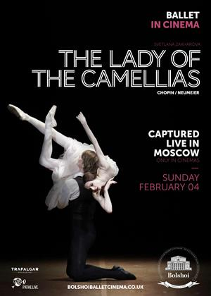 Rent The Lady of the Camelias: Bolshoi Ballet Online DVD Rental