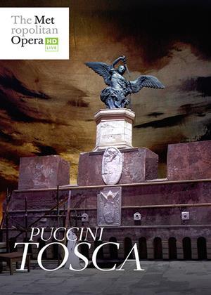 Rent Tosca: Metropolitan Opera 2018 (James Levine) Online DVD Rental