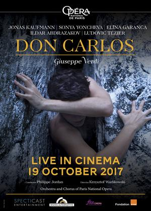 Rent Don Carlos: Opera De Paris (Philippe Jordan) Online DVD Rental