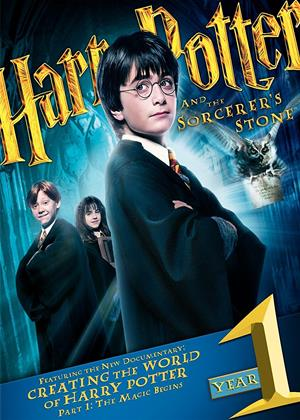 Rent Creating the World of Harry Potter: Part 1: The Magic Begins Online DVD & Blu-ray Rental