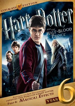 Rent Creating the World of Harry Potter: Part 6: Magical Effects Online DVD & Blu-ray Rental