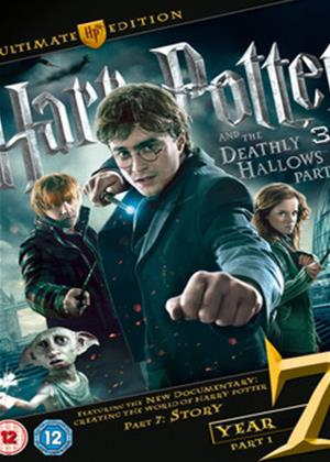 Rent Creating the World of Harry Potter: Part 7: Story Online DVD Rental