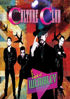 Rent Culture Club: Live at Wembley Online DVD Rental