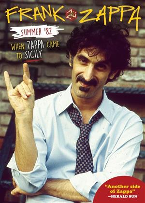 Rent Frank Zappa: Summer '82: When Zappa Came to Sicily Online DVD Rental