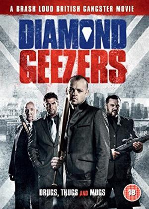 Rent Diamond Geezers (aka Geezas) Online DVD Rental