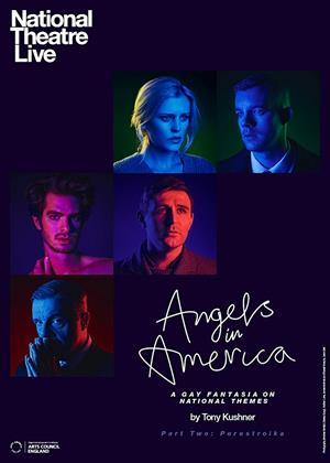 Rent National Theatre: Angels in America Part 2: Perestroika Online DVD Rental