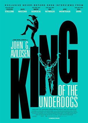 Rent John G. Avildsen: King of the Underdogs Online DVD Rental
