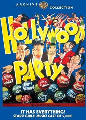 Rent Hollywood Party Online DVD Rental