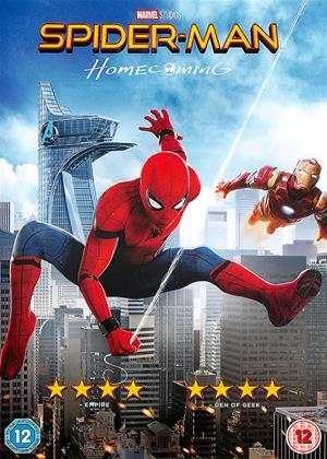 Spider-Man: Homecoming Online DVD Rental