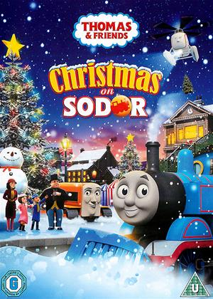 Rent Thomas and Friends: Christmas on Sodor Online DVD & Blu-ray Rental
