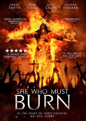 Rent She Who Must Burn Online DVD Rental
