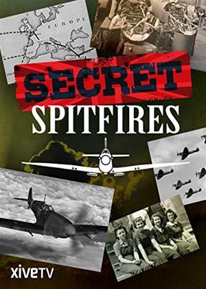 Rent The Secret Spitfires Online DVD Rental