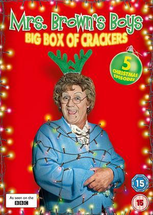Rent Mrs Brown's Boys: Christmas Specials 2011-2013 Online DVD Rental