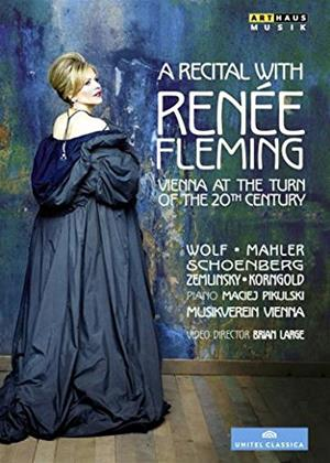 Rent A Recital with Renée Fleming Online DVD Rental