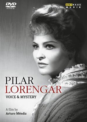 Rent Pilar Lorengar: Voice and Mystery (aka PIlar Lorengar. La voz y el silencio) Online DVD Rental