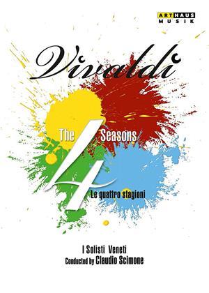 Rent Antonio Vivaldi: The 4 Seasons (Claudio Scimone) (aka The Four Seasons: I Solisti Veneti (Scimone)) Online DVD Rental