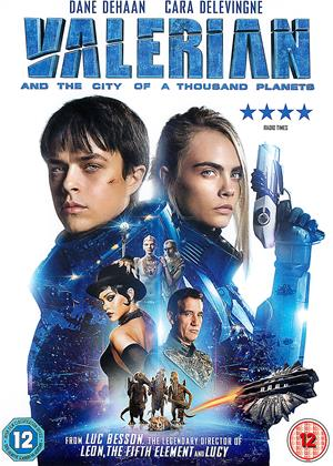 Rent Valerian and the City of a Thousand Planets (aka Valérian) Online DVD & Blu-ray Rental