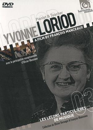 Rent Yvonne Loriod: Pianist and Teacher Online DVD Rental